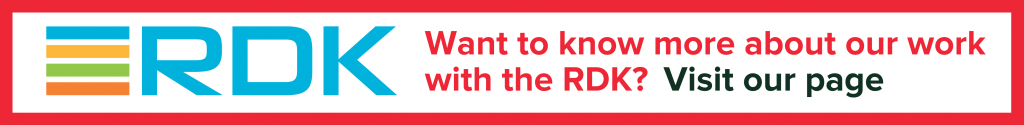 want to know more about our work with the RDK? visit our page
