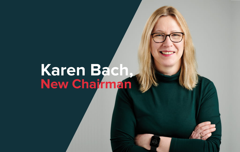 Read more about Karen Bach appointed as our Chairman